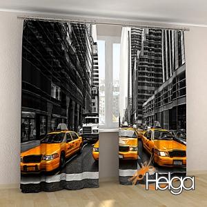 Такси в Нью-Йорке v2 Арт.3864