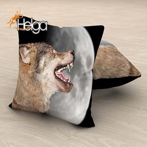 Волк и луна Арт.3707