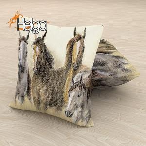 Лошади холст Арт.2923