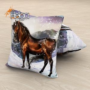 Лошадь холст Арт.2962