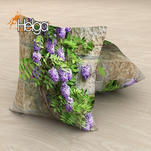 Лиловые цветы Арт.2753