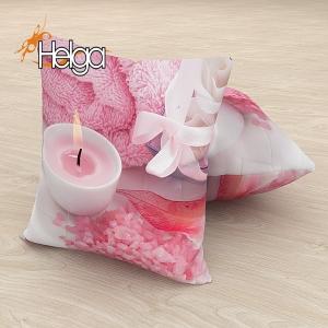 Розовые свечи Арт.3006