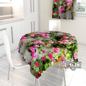Цветы в Испании Арт.3326