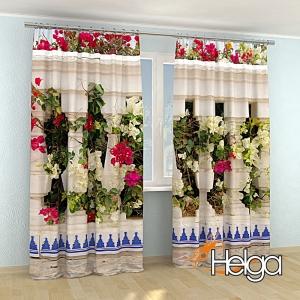 Балкон в цветах Арт.3354