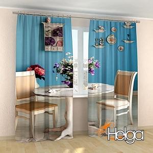 Голубая комната арт. 3761