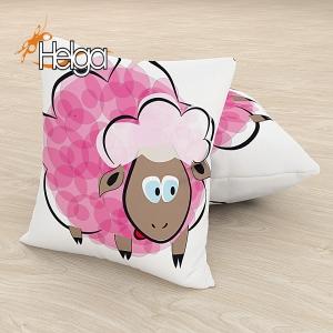 Розовый барашек Арт.3981
