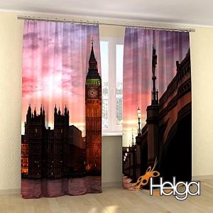 Лондон на закате арт. 3603