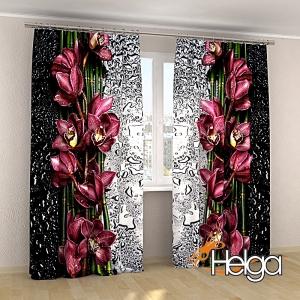 Орхидеи и бамбук Арт.3626