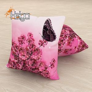 Сакура и бабочка Арт.3649