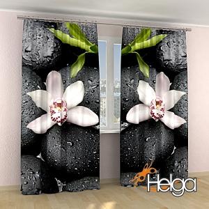 Орхидея на камнях Арт.3534