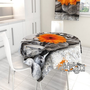 Оранжевая гербера Арт.2082