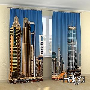 Небоскребы в Дубае арт.3817
