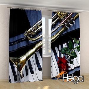 Фортепиано и труба арт.3886