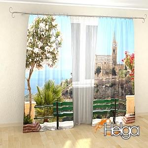 Мальтийский пейзаж арт.2352