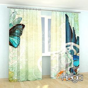 Бабочка абстракция арт.3344