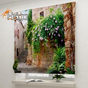 Летний сад в Италии арт.3601