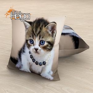 Котенок с ожерельем Арт.3123