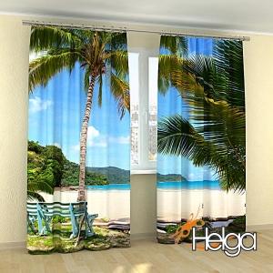 Солнечный пляж. Карибы арт.3653