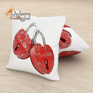 Замочки для влюблённых Арт.2666