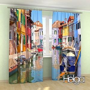 Красочные дома в Италии арт.3790