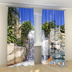 Горный водопад в Малайзии арт.3365