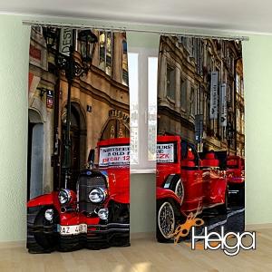 Старинные автомобили в Праге Арт.3863