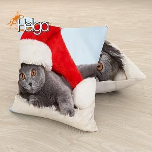 Новогодний котенок v2 Арт.2935