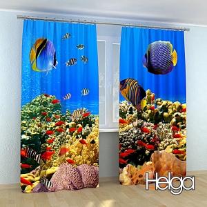Тропические рыбки v2 арт. 3413