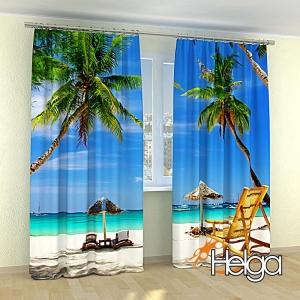 Тропический пляж v2 арт.2653