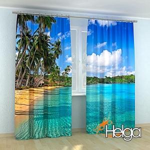 Тропический пляж v3 арт.3415