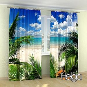 Тропический пляж v4 арт.3539