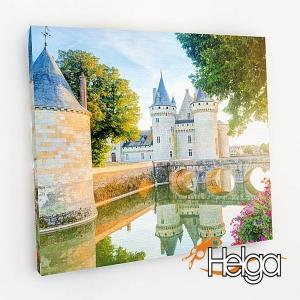 Замок во Франции v4 Арт.3429