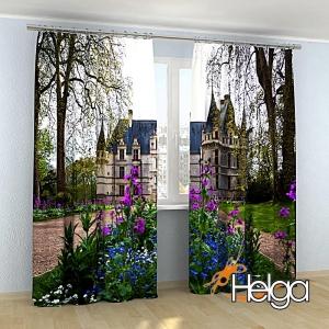 Замок во Франции v6 арт.3670