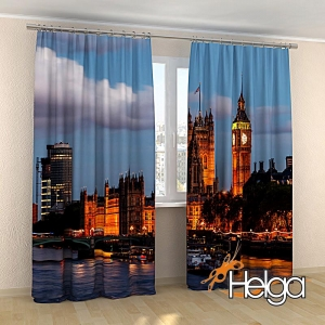 Вечерний Лондон v2 арт 3750