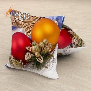 Новогодние шары v3 Арт.2933
