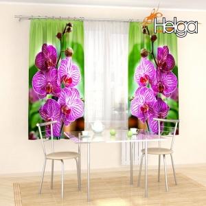 Розовые орхидеи v4 арт.3644