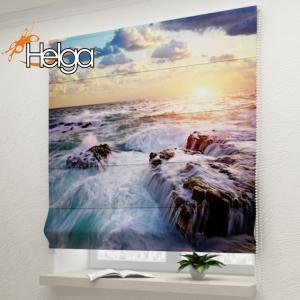 Океан на закате v2 арт.3620