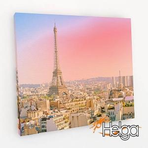 Париж на закате v3 Арт.3402