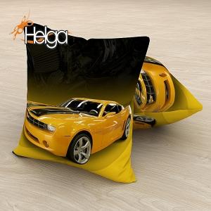 Желтый шевроле v2 Арт.2996
