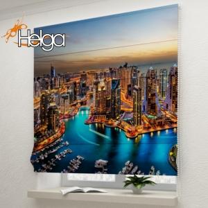 Марина в Дубае v2 арт.3906