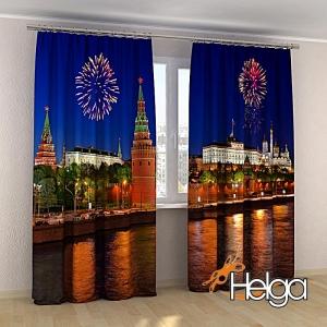 Ночная Москва v3 арт.3822
