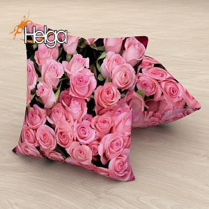 Розовые розы v2 Арт.2797