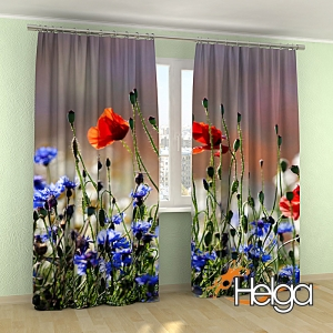 Поле цветов v2 Арт.2374