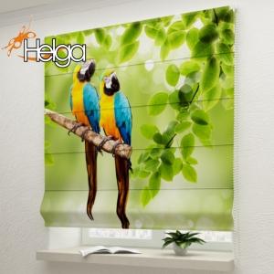 Попугаи v2 арт. 3407