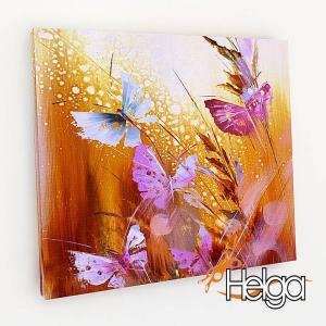Бабочки холст Арт.2701