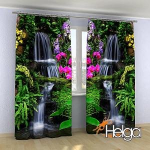 Водопад в саду арт.3563
