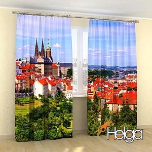 Панорама Праги арт.3832