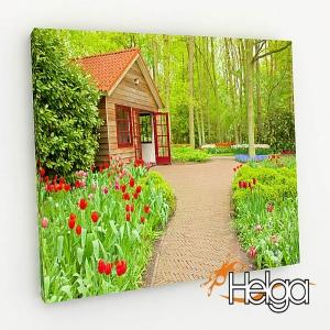 Сад в Голландии Арт.3192