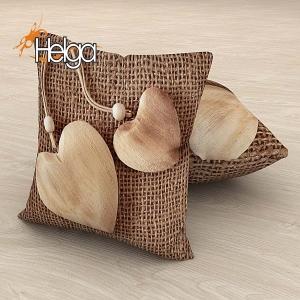 Деревянные сердечки Арт.2991
