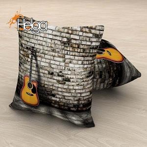 Гитара на фоне стены Арт.3114